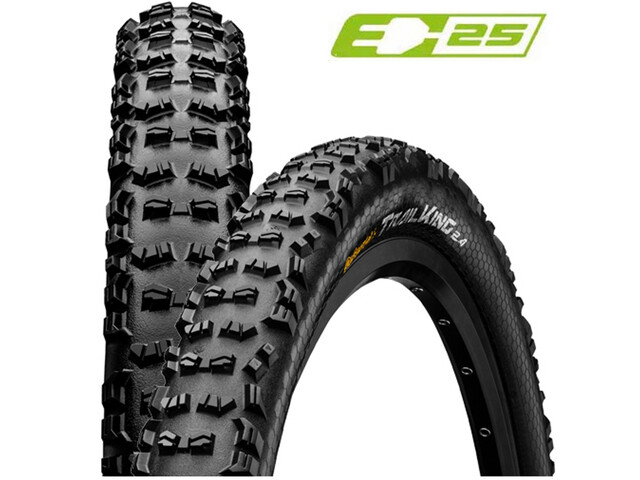 Continental Trail King II Performance 2.2 Folding Tyre 29 inches black